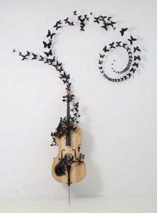 skrzypce imotyl