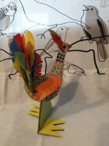 gotowy ptak
