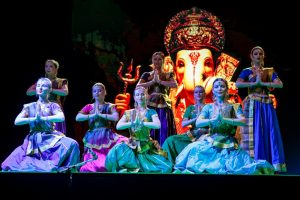 tancerki Ganesh