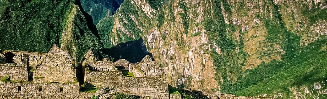 Per, Machu Picchu
